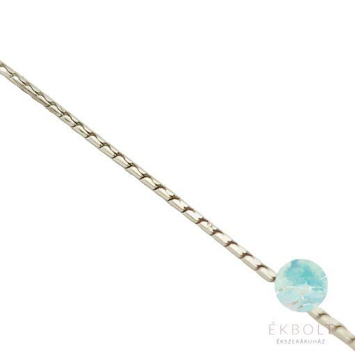 Ezüst nyaklánc 55 cm 63061