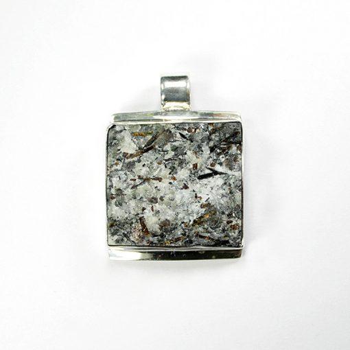 Ezüst medál astrofilit kővel 69849
