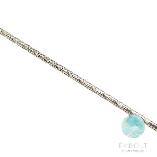 Ezüst nyaklánc 50 cm 81400